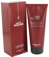 Guerlain HABIT ROUGE by Hair & Body Shower Gel for Men (6.8 oz)