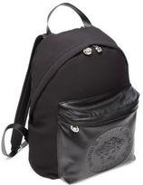 Versace Kid's Embossed Logo Backpack