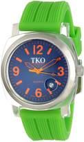 TKO ORLOGI Women's TK558-OGR Milano Junior Acrylic Case Dial Watch