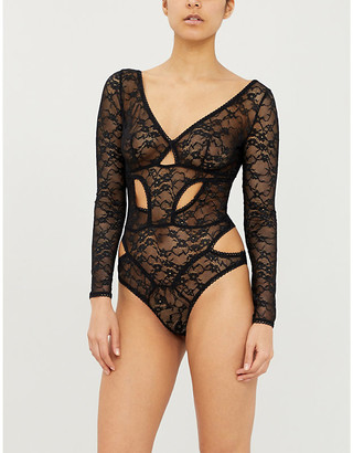 Coco de Mer Aphrodite lace body