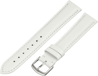 Hadley Roma Hadley-Roma MS2045RC 200 20mm Leather Calfskin Red Watch Strap