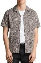 AllSaints Apex Regular Fit Button-Down Shirt