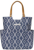 Petunia Pickle Bottom NEW Tailored Indigo Diaper Tote