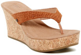 UGG Natassia Platform Wedge Sandal
