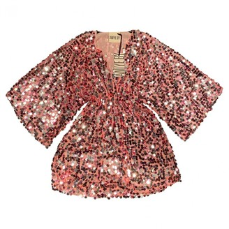 Aniye By Pink Glitter Dress for Women