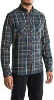 Jeremiah Barrett Flannel Shirt - Long Sleeve (For Men)