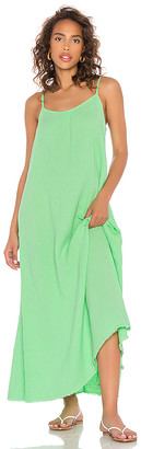 Nation Ltd. Lila Slip Maxi Dress