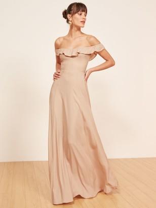 Reformation Petites Verbena Dress