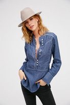 Womens CHARLIE RAILROAD PULLOVER