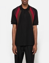Fred Perry Rib Insert Pique Shirt