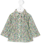 Cashmirino - Floral flared shirt - kids - Cotton - 3 mth