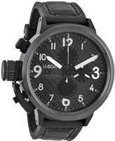 U-Boat U Boat Flightdeck Chronograph Automatic Carbon Fiber Dial Men's Watch