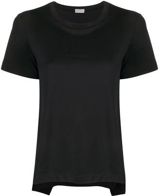 Mrz tie-back short-sleeved T-shirt