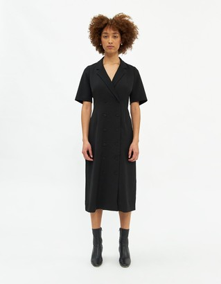 Just Female Women's Merci Dress In Black, Size Extra Small