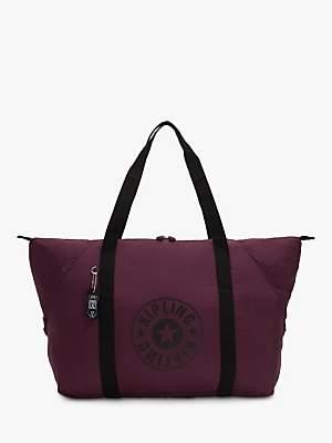 Kipling Art Packable Tote Bag