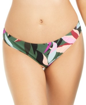 Hula Honey Juniors' Hipster Bikini Bottoms, Created for Macy's Women's Swimsuit
