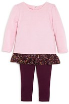 Splendid Infant Girls' French Terry Top & Leggings Set - Sizes 6-24 Months