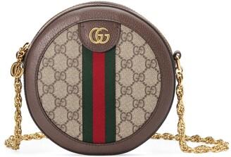 Gucci Ophidia mini GG round shoulder bag