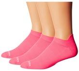Wrightsock Coolmesh II Tab 3 Pack Low Cut Socks Shoes