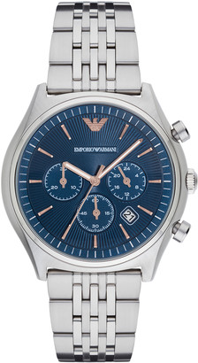 Giorgio Armani Emporio AR1974 Watch Silver