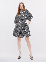 Diane von Furstenberg Rosie Cotton-Poplin Mini Skirt