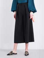 Roksanda Devin stretch-crepe culottes
