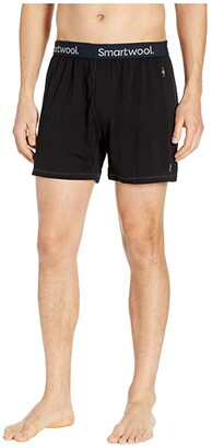 Smartwool Merino 150 Boxer (Black) Men's Underwear