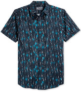 American Rag Men's Palm-Print Shirt