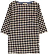 Bellerose Adoo Checked Dress