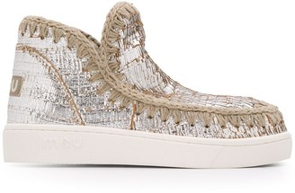 Mou Round Toe Eskimo Sneakers