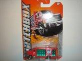UNAVAILABLE 2012 Matchbox City Aqua King Red of 120