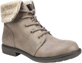 Cliffs by White Mountain Lace-Up Ankle Boots -Dalpha