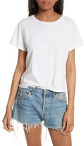 RE/DONE Women's X Hanes The Classic Tee