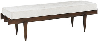 Mr & Mrs Howard Arne Bench - Tan