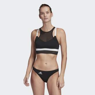 adidas All Me Layer Swim Top