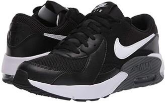 Nike Kids Air Max Excee (Big Kid) (Black/White/Dark Grey) Kid's Shoes