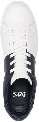 MICHAEL Michael Kors Two-Tone Sneakers