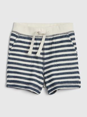 Gap Baby Stripe Pull-On Shorts