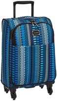 Vera Bradley Luggage - 22 Spinner Carry on Luggage