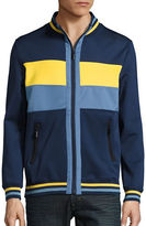 Laboratory Lt Man Zip Front Track Jacket