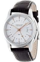Hamilton Men's HML-H32585557 Jazzmaster Traveler Dial Watch