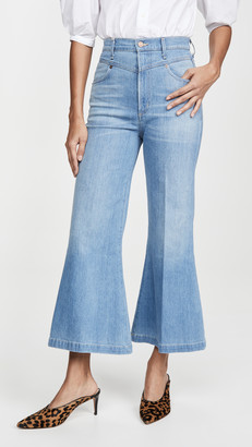 Citizens of Humanity Cassie Yoke Jeans