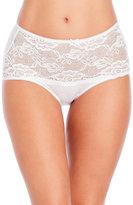 Jones New York Lace Panel Brief Panty