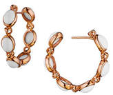 Di Modolo 18K Rose Gold Over Silver Agate Earrings