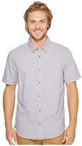 Vans Houser S/S Wovens Men's Long Sleeve Button Up