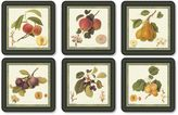 Pimpernel Royal Horticultural Society Hooker Fruits Coasters (Set of 6)