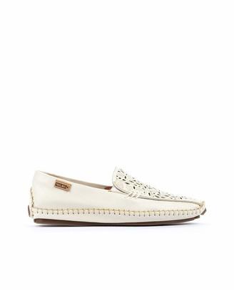 PIKOLINOS Leather Loafers Jerez 578