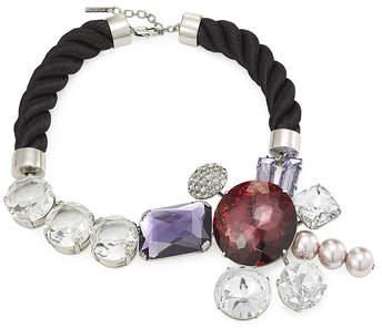 Marc Jacobs Rhinestone Cluster Bracelet