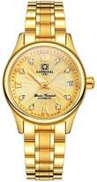 Carnival Women's Automatic Mechanical Watch Fashion Gold Dress