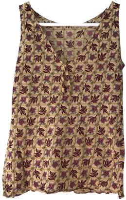 Marni Yellow Wool Tops